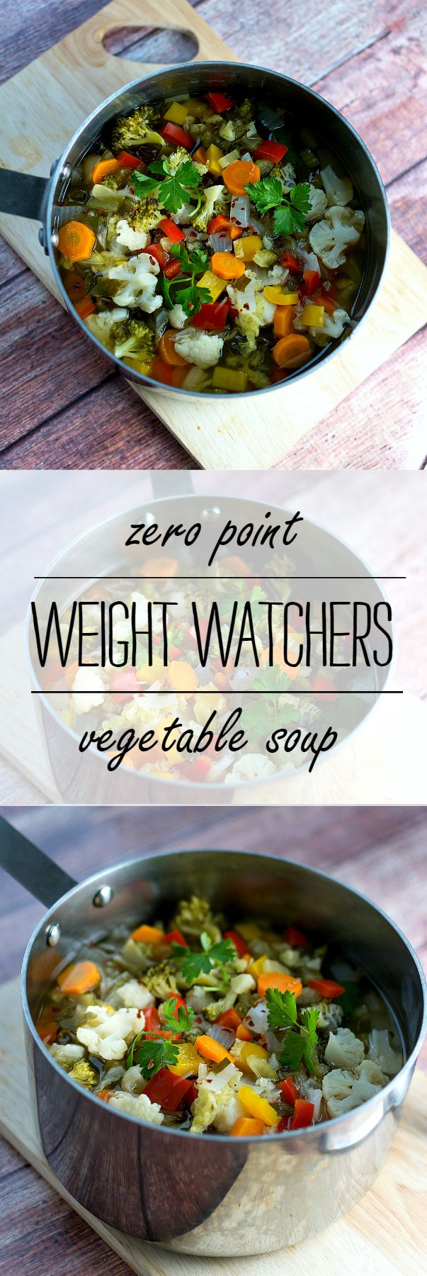 Weight Watchers Soup Recipe – Zero Point Recipe Ideas for Weight Watchers Lunch & Dinner – It All Started
