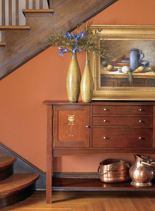 Stickley Mission Harvey Ellis Sideboard Living Room