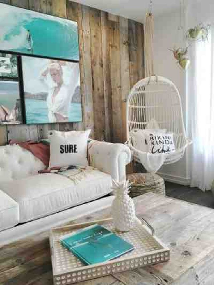 Cool And Elegant Beach Themed Bedroom Decoration Ideas