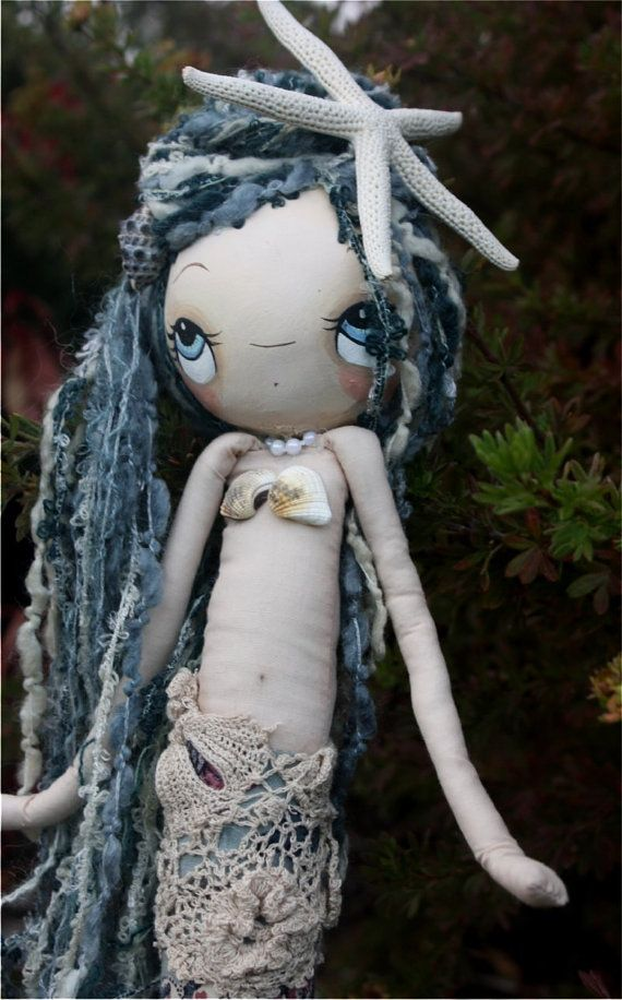 17 Best Ideas About Mermaid Dolls On Pinterest Sewing