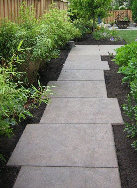 13 best images about Pavers for side yards on Pinterest ... on Side Yard Walkway Ideas  id=23928
