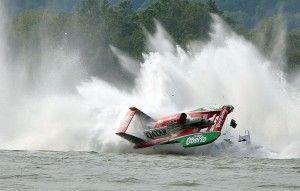 Hydroplane Wrecks H1 Unlimited Hydroplane Series Steve