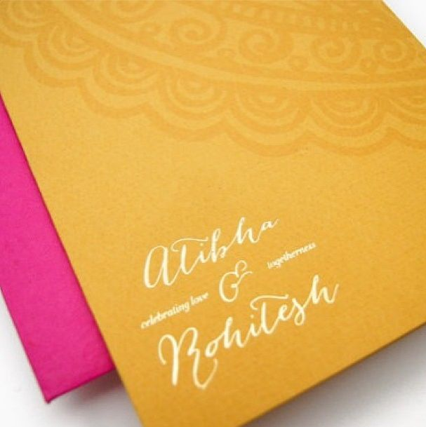 Expensive Wedding Invitation For You Indian