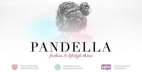Pandella is a beautifully made Premium WordPress Blog Theme developed by TouchSize, a leading company in creating WordPress themes and plugins. Fueled by a powerful and lightweight framewor...: