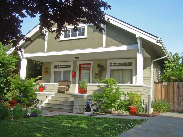 Exciting Craftsman Style Home Colors Exterior: Fabulous