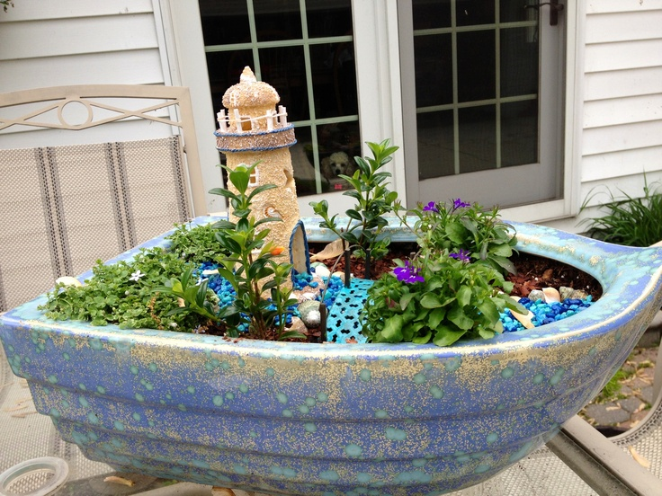 17 Best images about Nautical Patio Decor on Pinterest ... on Nautical Patio Ideas  id=41434