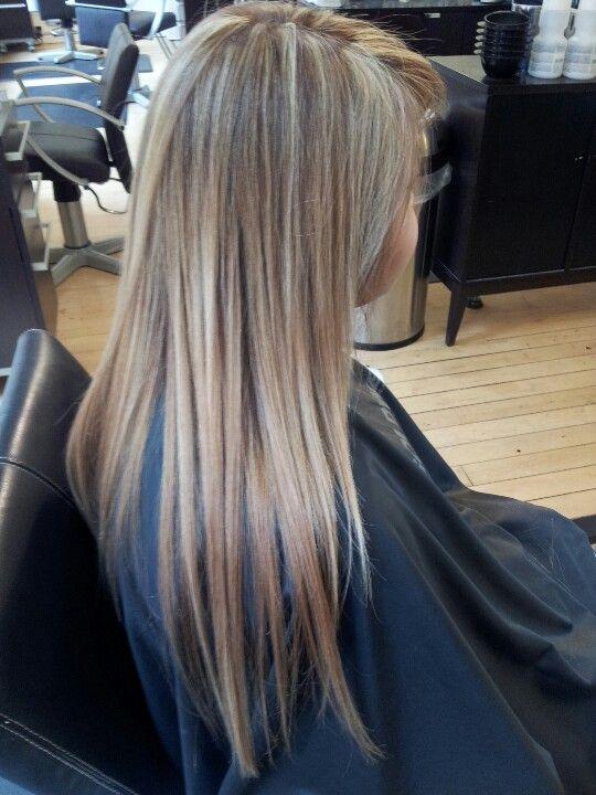 Buttery Blonde Highlights On Asian Hair JAELEI YANG HAIR