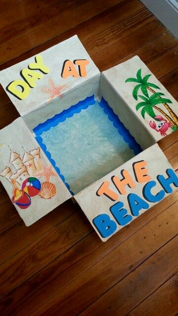 10 Best Images About Beach Theme Care Package On Pinterest