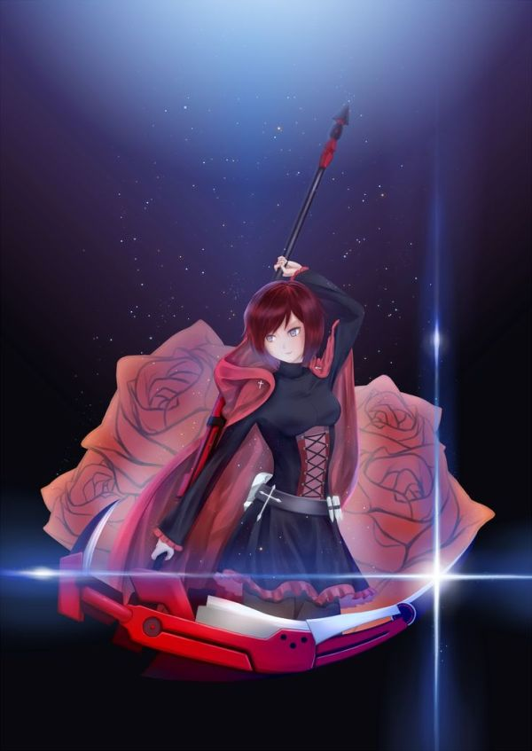 1643 best images about RWBY on Pinterest