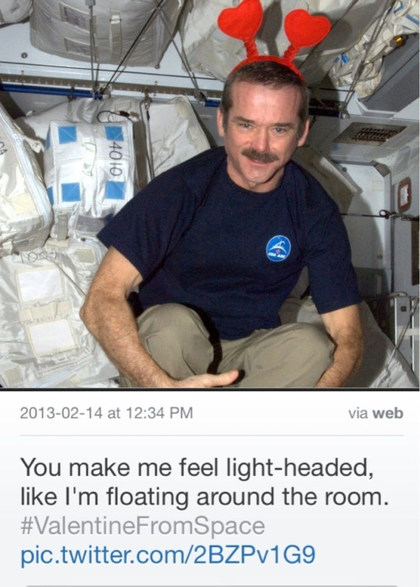 1000+ images about Commander Chris hadfield on Pinterest