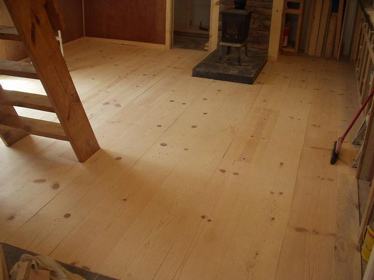 Considering A Cheap Rustic Wood Floor White Pine 1x12