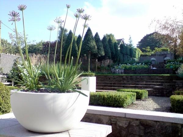 contemporary garden planters 25+ best ideas about Contemporary planters on Pinterest