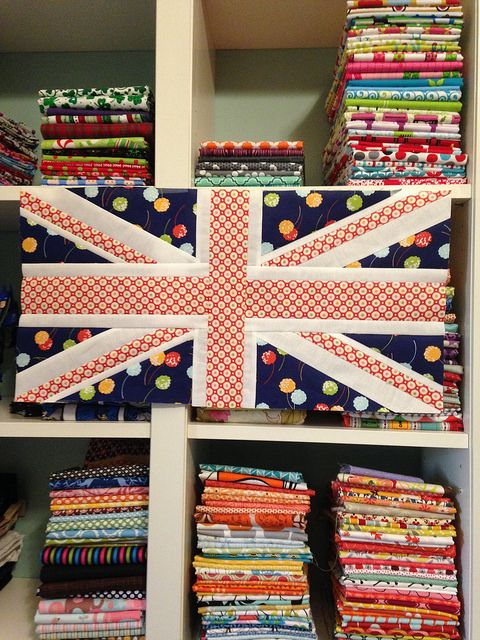 85 Best Images About Union Jack Quilted On Pinterest