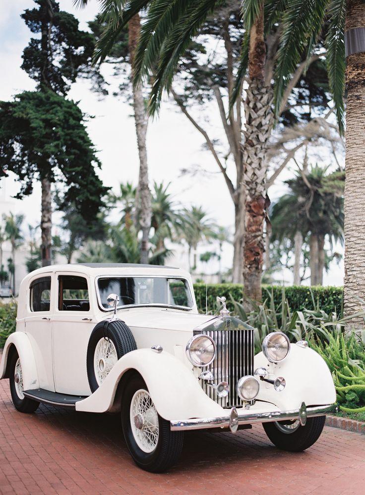 25 Best Ideas About Wedding Cars On Pinterest Vintage