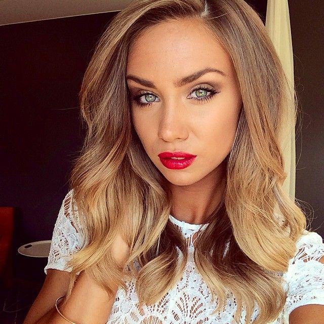 Gorgeous Mid Length Light Brown Hair Lisaolssonblog On