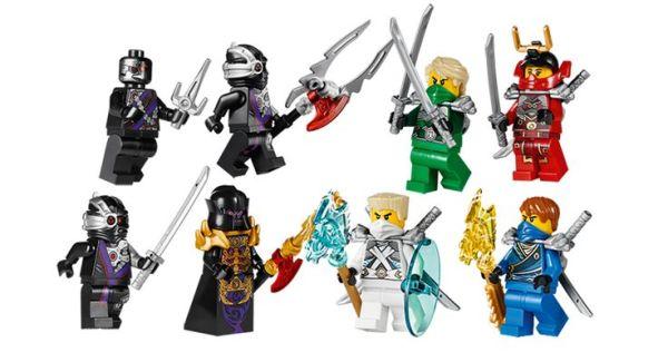 NINJAGO LEGO LEGO.com Ninjago Products - Models - 70728 ...