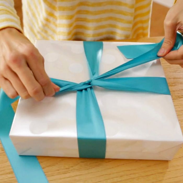 Learn the art of gift wrapping from