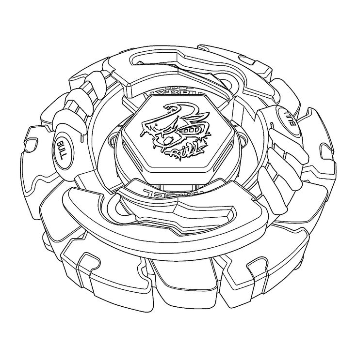 beyblade coloring pages for kids printable free