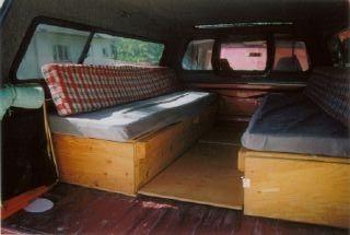 Truck Bed Sleeping Platform Travel Vehicles Pinterest