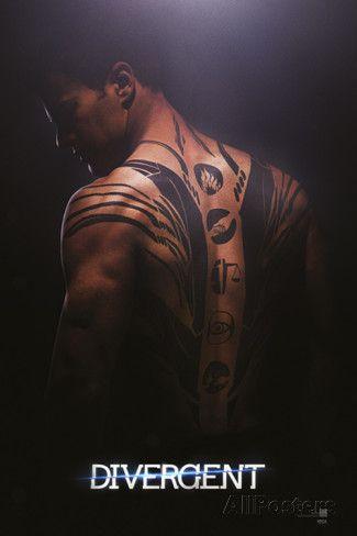 Divergent – Four Poster