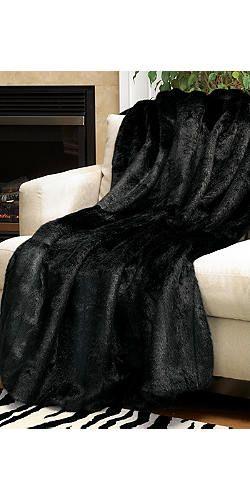 17 Best Images About Luxe Faux Fur Decor On Pinterest