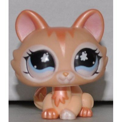 Littlest Pet Shop 870 Peach