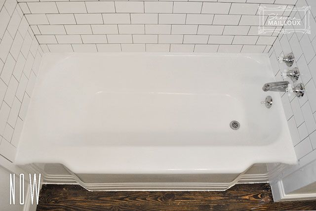 1000 Ideas About Painted Bathtub On Pinterest Tub And