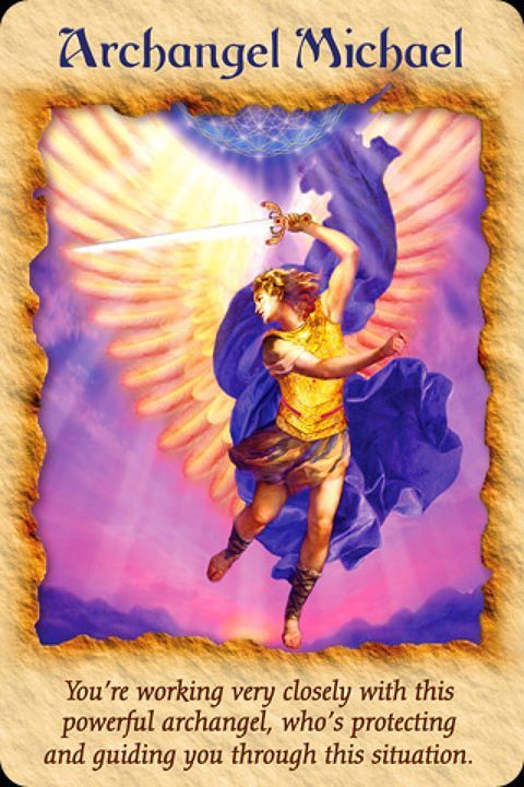 17 Best images about Archangels on Pinterest | Messages ...