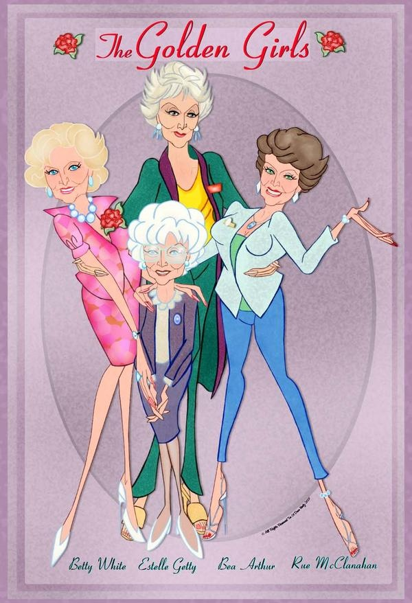 Golden Girls Shady Pines Ma Pinterest Sexy You