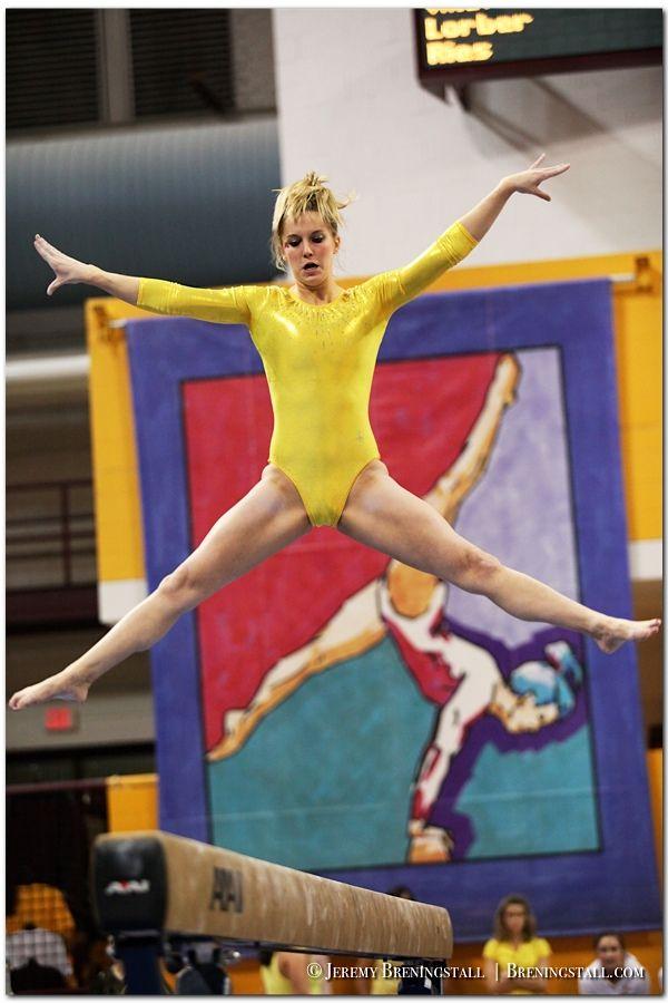 University of Minnesota women's gymnastics team photos ...