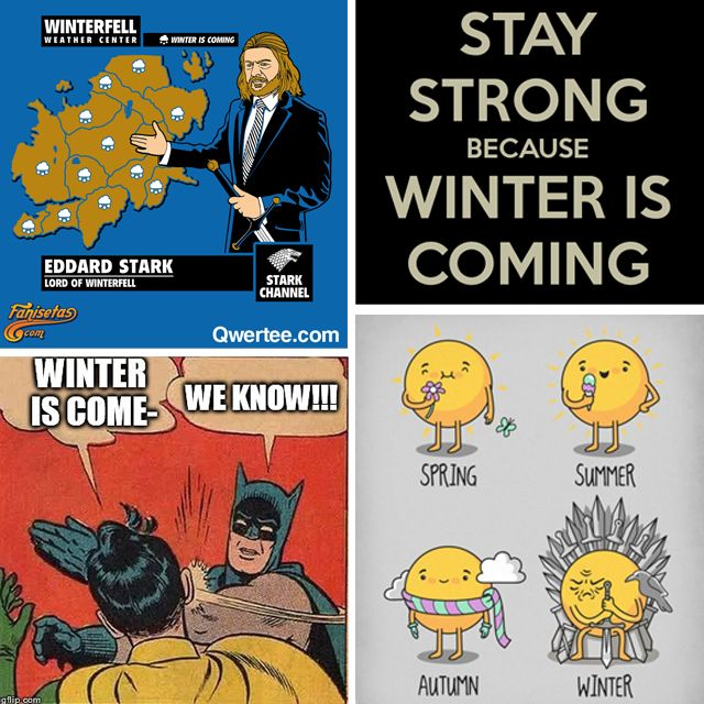 The New Wittys: Game of Thrones funnies