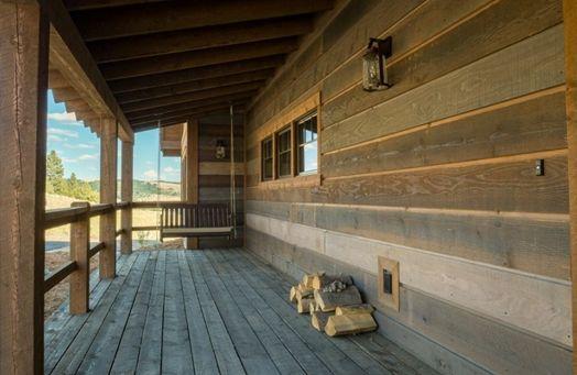 Rustic Ranchwood™ Prefinished Wood
