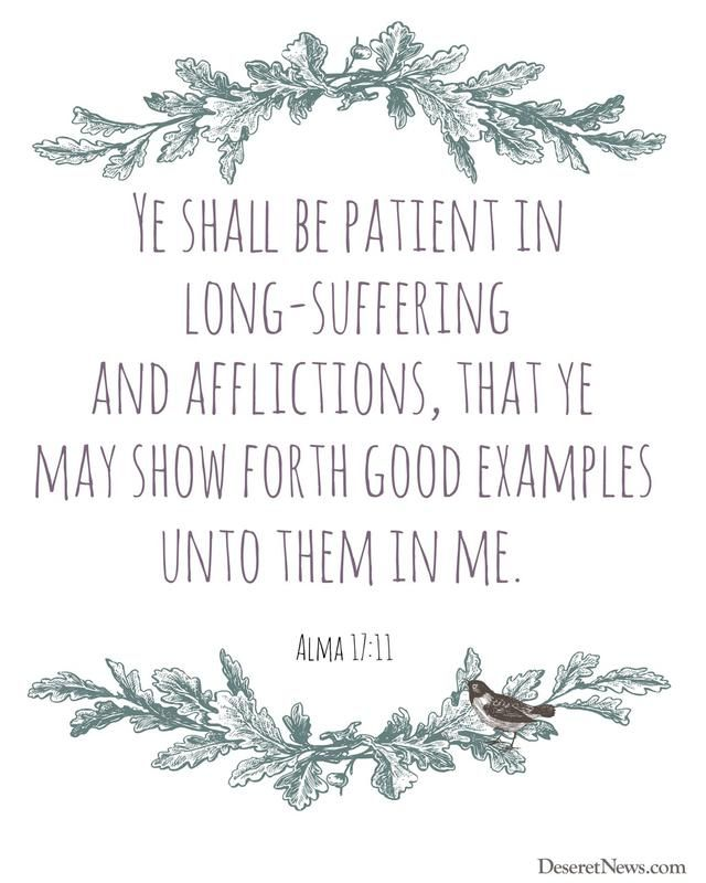 Comforting Scripture Book Of Mormon And Mormons On Pinterest