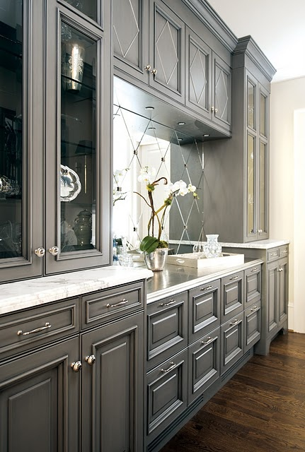24 best images about mirrored kitchen cabinet doors on pinterest home the cabinet and upper on kitchen interior cabinets id=23761