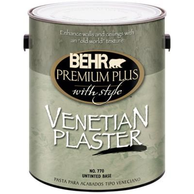 1 gal flat venetian plaster in a red for the smoke and on home depot wall paint colors id=75693