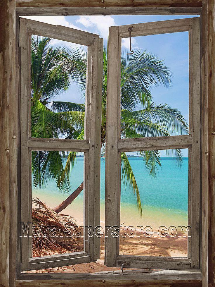 25 Best Ideas About Tropical Windows On Pinterest