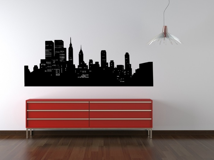 41 best images about new york city wall decals stickers on wall stickers painting id=20143
