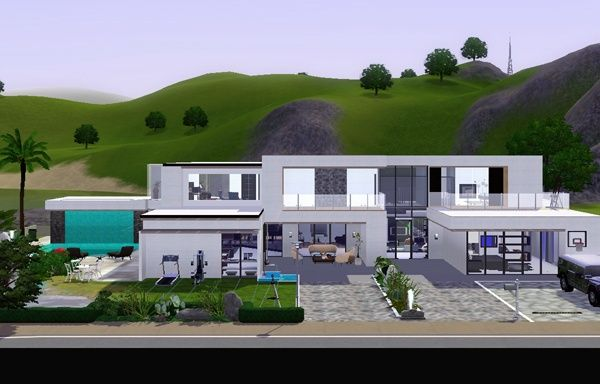 25+ Best Ideas About Sims3 House On Pinterest