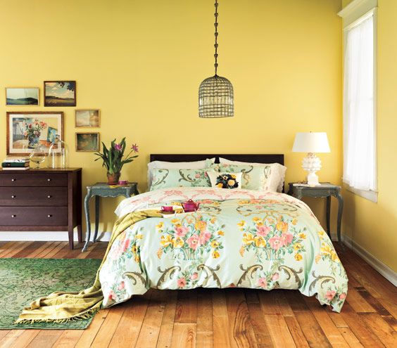 5 Decorating Ideas For Bedrooms