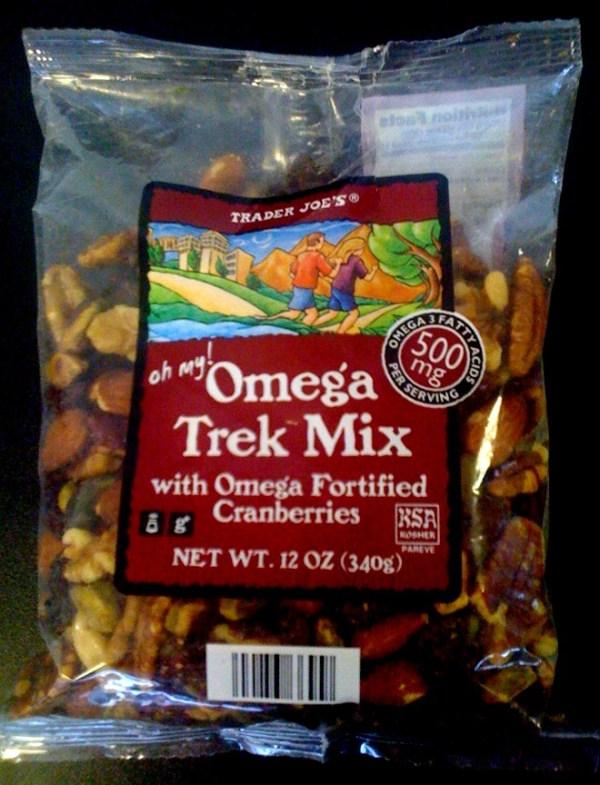 Trader Joes Omega Trek Mix | Products I Love | Pinterest ...