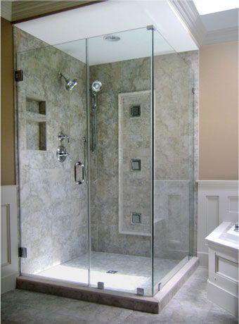 25 Best Ideas About Glass Shower Enclosures On Pinterest