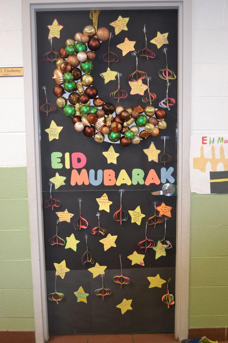 Eid Mubarak Oh Allah This Eid OGS Classroom Eid