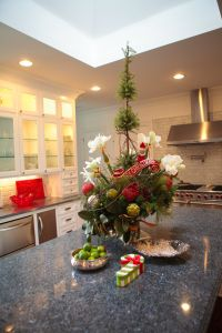 Christmas Decorations For Kitchen Island Decoration For Home