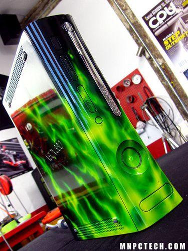 17 Best Images About Insane Custom Xbox 360 Case Mods On Pinterest Affiliate Marketing Iron