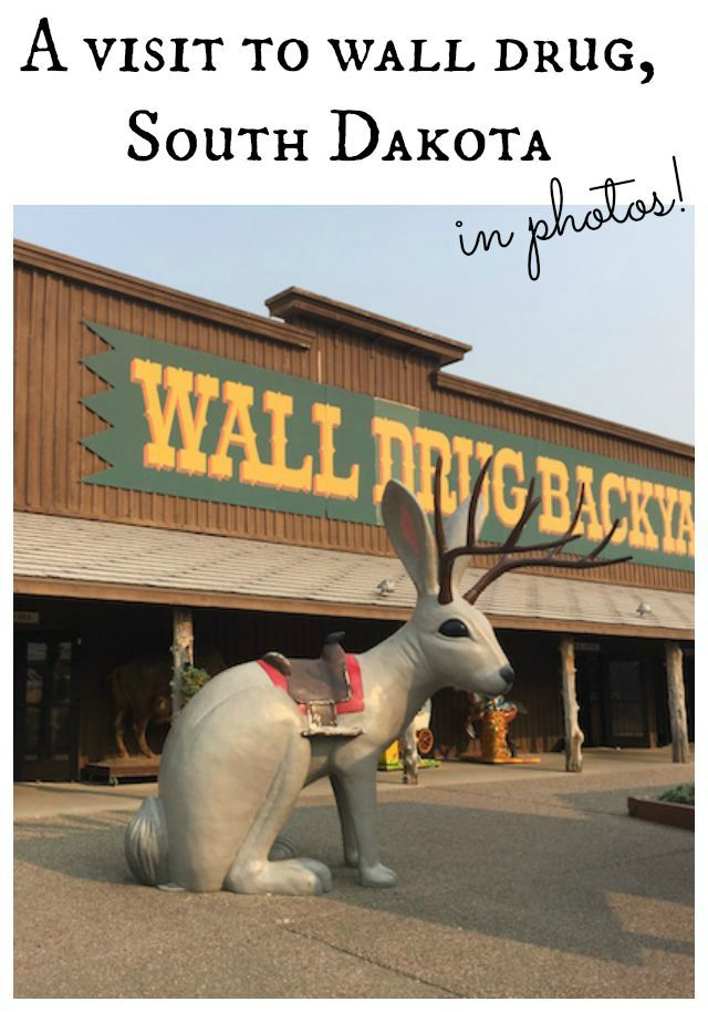 the wonders of wall drug south dakota in photos wall on wall drug south dakota id=37223