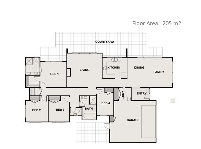 1000+ Images About Floor Plans 200m2