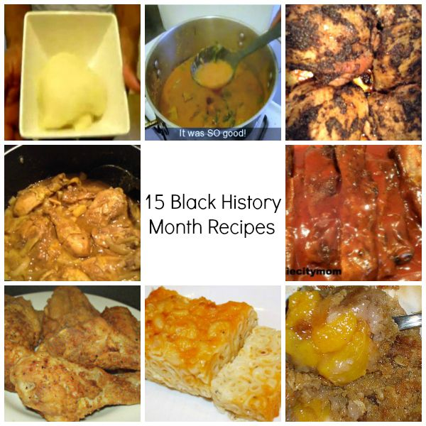 African American Holiday Recipes