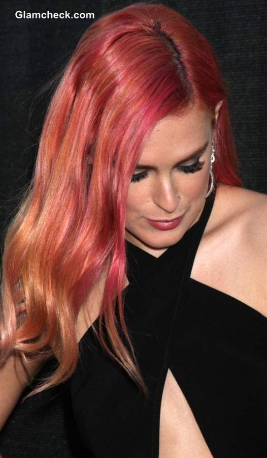 1000 Images About Celebrity Hair Colors On Pinterest