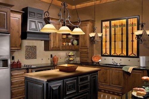 Kitchen Light Fixtures Counters Islands