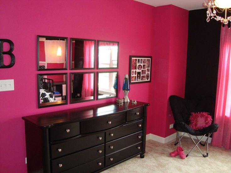 Black White And Hot Pink Bedroom Ideas Functionalitiesrhfunctionalities: Pink And Black Bedroom Decor At Home Improvement Advice